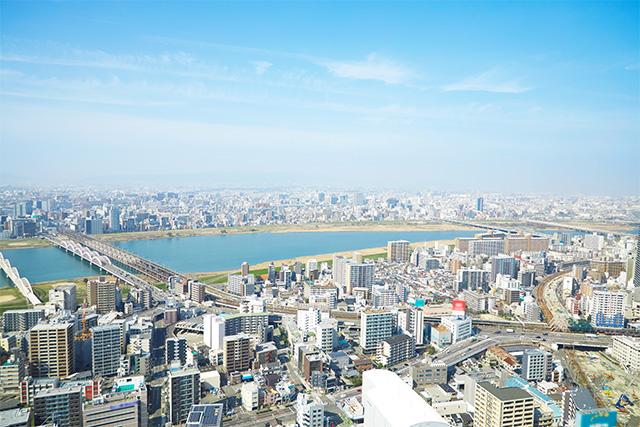 大阪市で地域密着