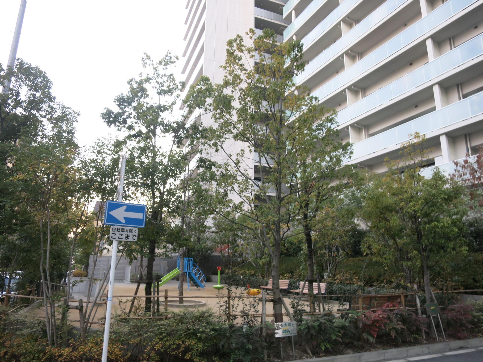 ファインシティ大阪城公園