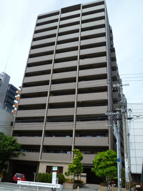 コスモ上町台グレイスタワー