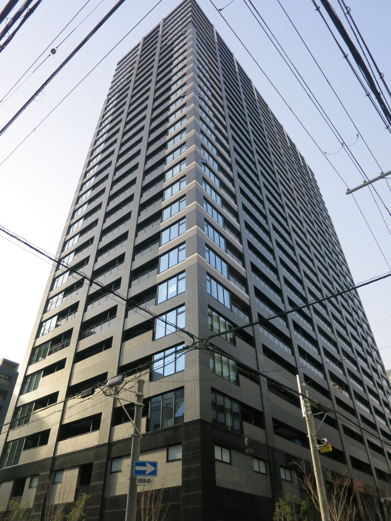 プレサンスレジェンド堺筋本町タワーの売却査定依頼を頂きました。