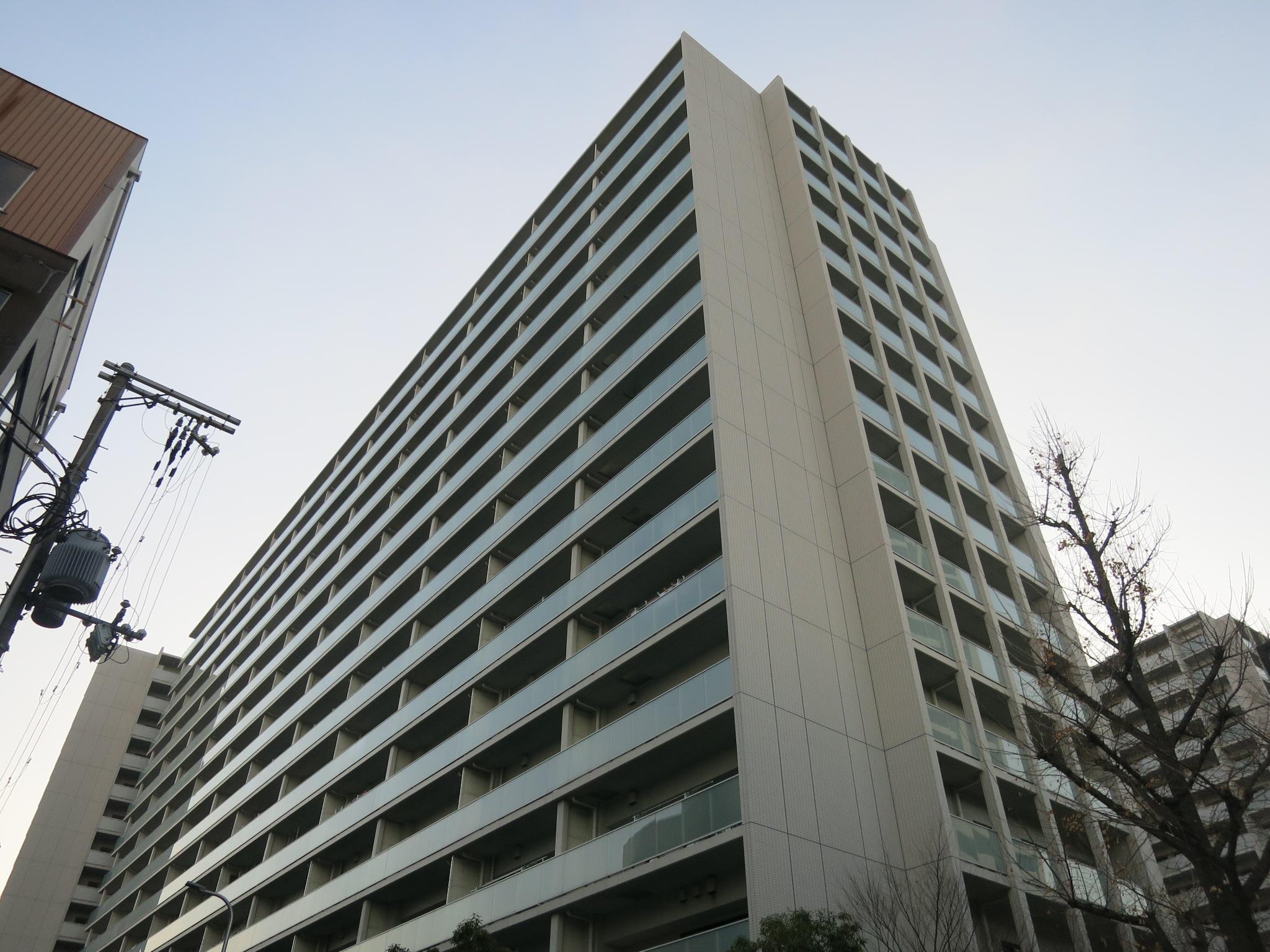 ファインシティ大阪城公園の売却査定